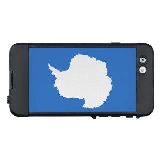 Flagge von die Antarktis LifeProof iPhone Fall LifeProof NÜÜD iPhone 6 Hülle