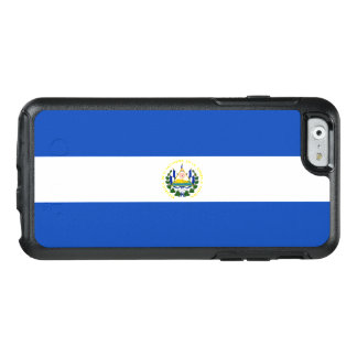 Flagge von El Salvador OtterBox iPhone Fall OtterBox iPhone 6/6s Hülle