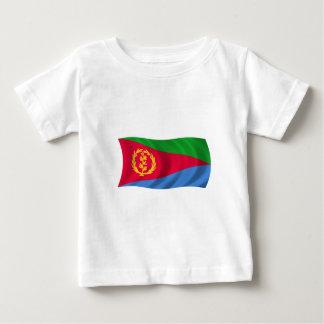 Flagge von Eritrea Baby T-shirt
