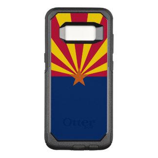 Flagge von Fall Arizonas Samsung OtterBox OtterBox Commuter Samsung Galaxy S8 Hülle