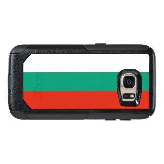 Flagge von Fall Bulgariens Samsung OtterBox OtterBox Samsung Galaxy S7 Hülle
