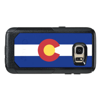 Flagge von Fall Colorados Samsung OtterBox OtterBox Samsung Galaxy S7 Hülle