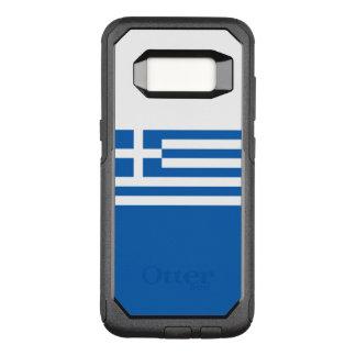 Flagge von Fall Griechenlands Samsung OtterBox OtterBox Commuter Samsung Galaxy S8 Hülle