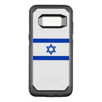 Flagge von Fall Israels Samsung OtterBox OtterBox Commuter Samsung Galaxy S8 Hülle