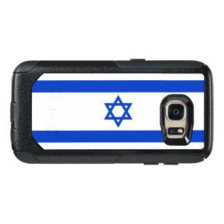 Flagge von Fall Israels Samsung OtterBox OtterBox Samsung Galaxy S7 Hülle
