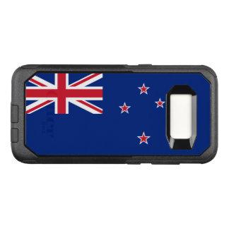 Flagge von Fall Neuseelands Samsung OtterBox OtterBox Commuter Samsung Galaxy S8 Hülle
