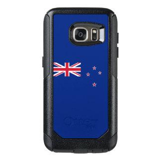 Flagge von Fall Neuseelands Samsung OtterBox OtterBox Samsung Galaxy S7 Hülle