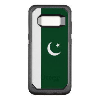 Flagge von Fall Pakistans Samsung OtterBox OtterBox Commuter Samsung Galaxy S8 Hülle