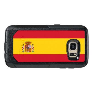 Flagge von Fall Spaniens Samsung OtterBox OtterBox Samsung Galaxy S7 Hülle