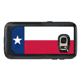 Flagge von Fall Texas Samsung OtterBox OtterBox Samsung Galaxy S7 Hülle