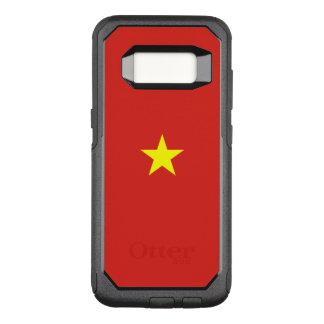 Flagge von Fall Vietnams Samsung OtterBox OtterBox Commuter Samsung Galaxy S8 Hülle