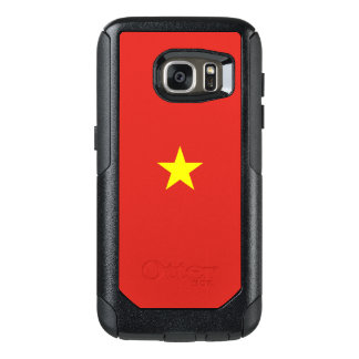 Flagge von Fall Vietnams Samsung OtterBox OtterBox Samsung Galaxy S7 Hülle
