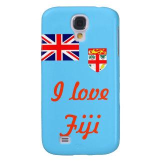 Flagge von Fidschi-Insel Galaxy S4 Hülle