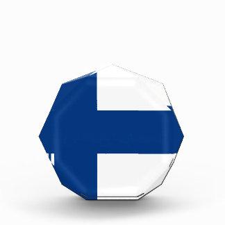 Flagge von Finnland - Suomen lippu - finnische Auszeichnung