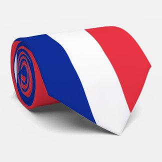 Flagge von Frankreich; Französische Flagge, Bedruckte Krawatten