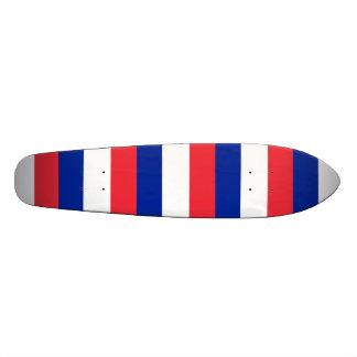 Flagge von Frankreich, Tricolour Staatsflagge Skateboarddecks