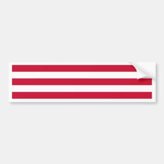 Flagge von geht autoaufkleber