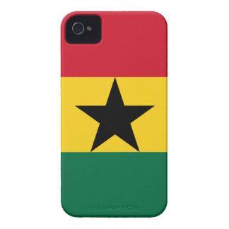 Flagge von Ghana - ghanaische Flagge iPhone 4 Hüllen