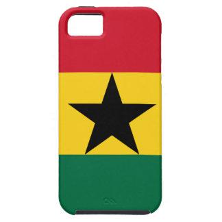Flagge von Ghana - ghanaische Flagge iPhone 5 Etuis