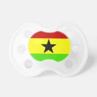 Flagge von Ghana Schnuller