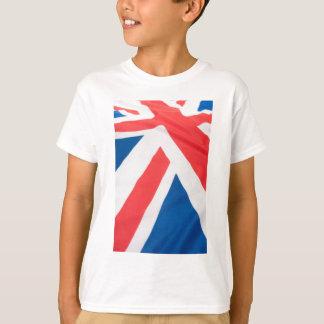 Flagge von Großbritannien T-Shirt