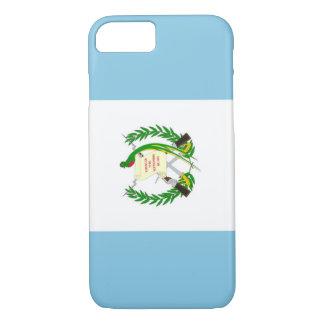 Flagge von Guatemala iPhone 8/7 Hülle