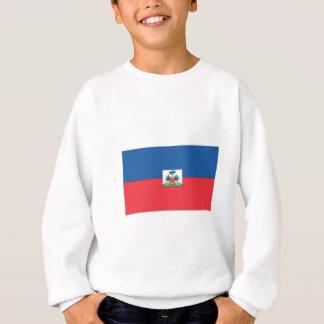 Flagge von Haiti Sweatshirt