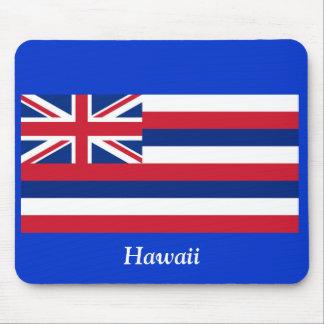 Flagge von Hawaii Mauspad