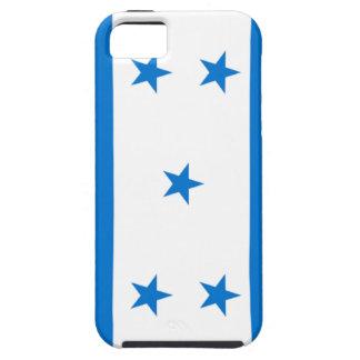 Flagge von Honduras- - BanderaHondureña De iPhone 5 Etui
