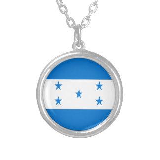 Flagge von Honduras Versilberte Kette