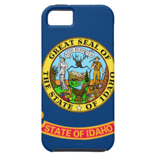 Flagge von Idaho Tough iPhone 5 Hülle