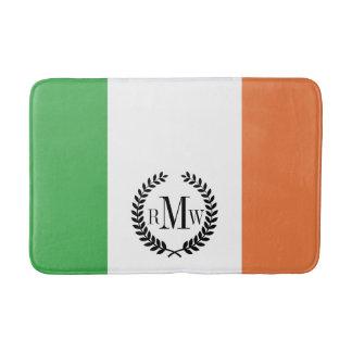 Flagge von Irland Badematte