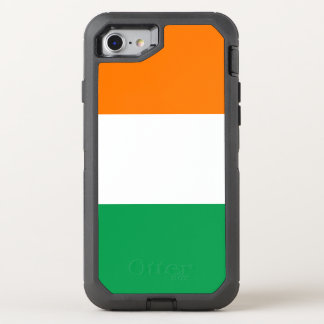 Flagge von Irland OtterBox Defender iPhone 8/7 Hülle