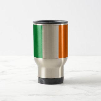 Flagge von Irland-/St Patricktag Reisebecher