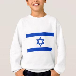 Flagge von Israel - דגלישראל - ישראלדיקעפאן Sweatshirt