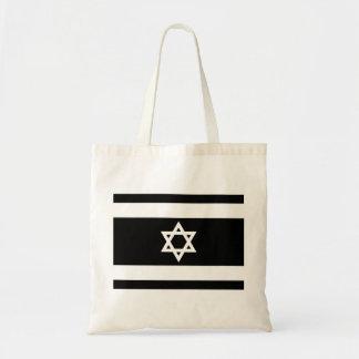 Flagge von Israel - דגלישראל - ישראלדיקעפאן Tragetasche