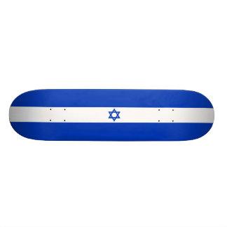 Flagge von Israel-Skateboard Bedruckte Skateboarddecks