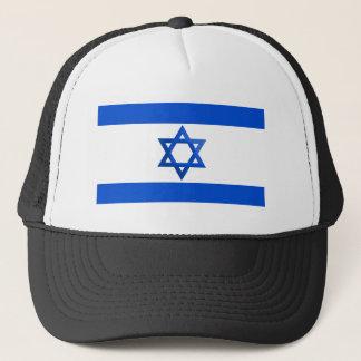 Flagge von Israel Truckerkappe