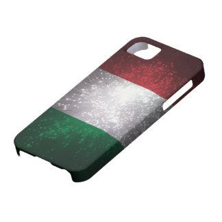 Flagge von Italien iPhone 5 Etuis
