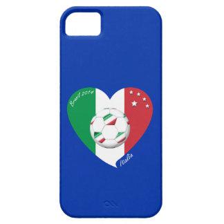 Flagge von ITALIEN weltweiter FUSSBALL Sieger 2014 iPhone 5 Cover