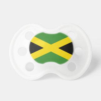 Flagge von Jamaika Schnuller