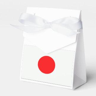 Flagge von Japan Geschenkschachtel