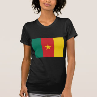Flagge von Kamerun T-Shirt