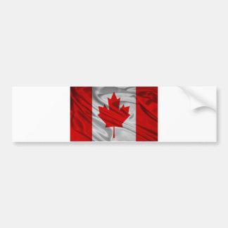 Flagge von Kanada Autoaufkleber