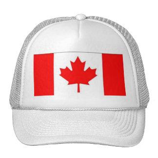 Flagge von Kanada-Hut Retromützen