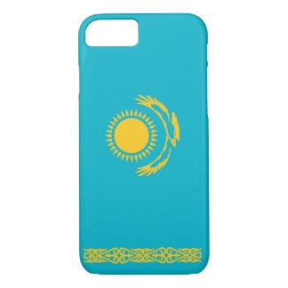 Flagge von Kasachstan iPhone 8/7 Hülle