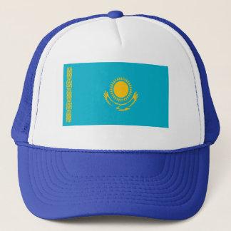 Flagge von Kasachstan Truckerkappe