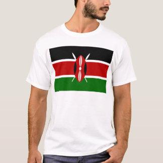 Flagge von Kenia T-Shirt