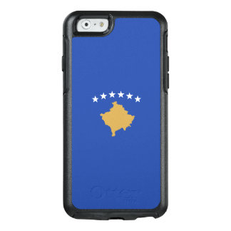Flagge von Kosovo OtterBox iPhone Fall OtterBox iPhone 6/6s Hülle