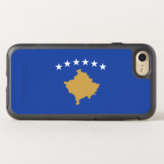 Flagge von Kosovo OtterBox iPhone Fall OtterBox Symmetry iPhone 8/7 Hülle